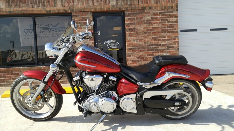 Yamaha raider s motorcycles for sale in oklahoma for Yamaha motorcycles okc