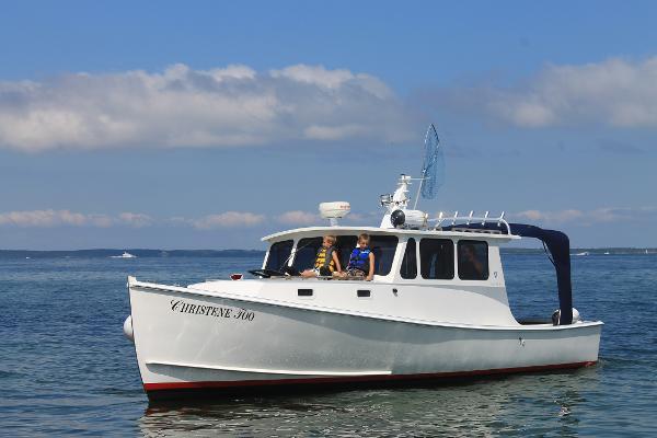 2002 Down East Custom Built West Bay Cruiser
