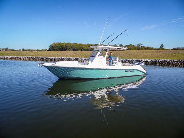 2007 Everglades 275 CC