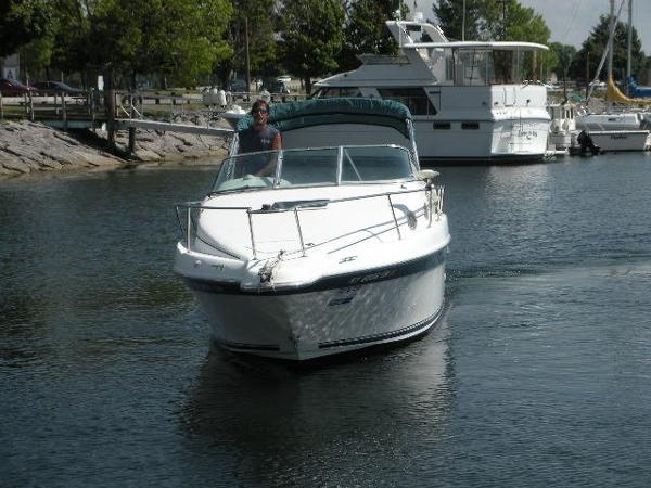 1996 Sea Ray 250 Sundancer