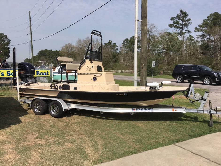 2015 Shoalwater Boats 23 Cat