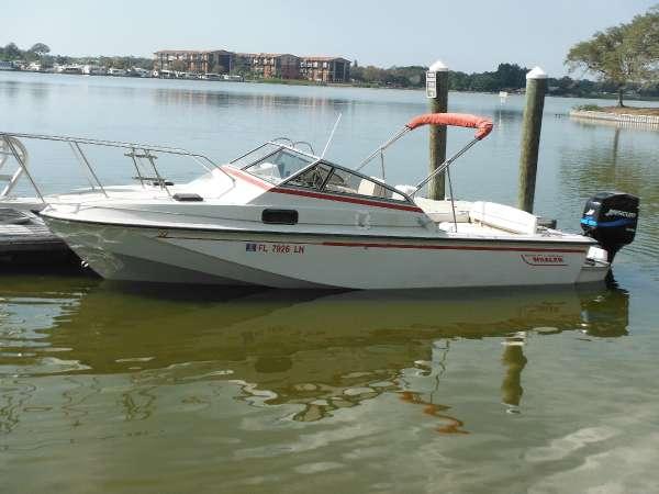 Boston Whaler 22 Revenge Boats For Sale