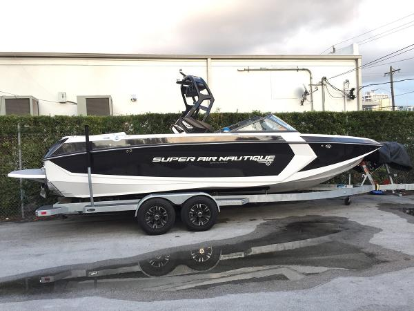 2017 Nautique Super Air Nautique G25 Coastal