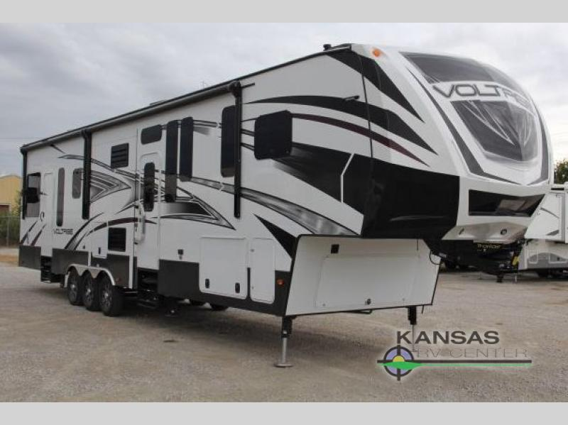 2016 Dutchmen Rv Voltage V3990