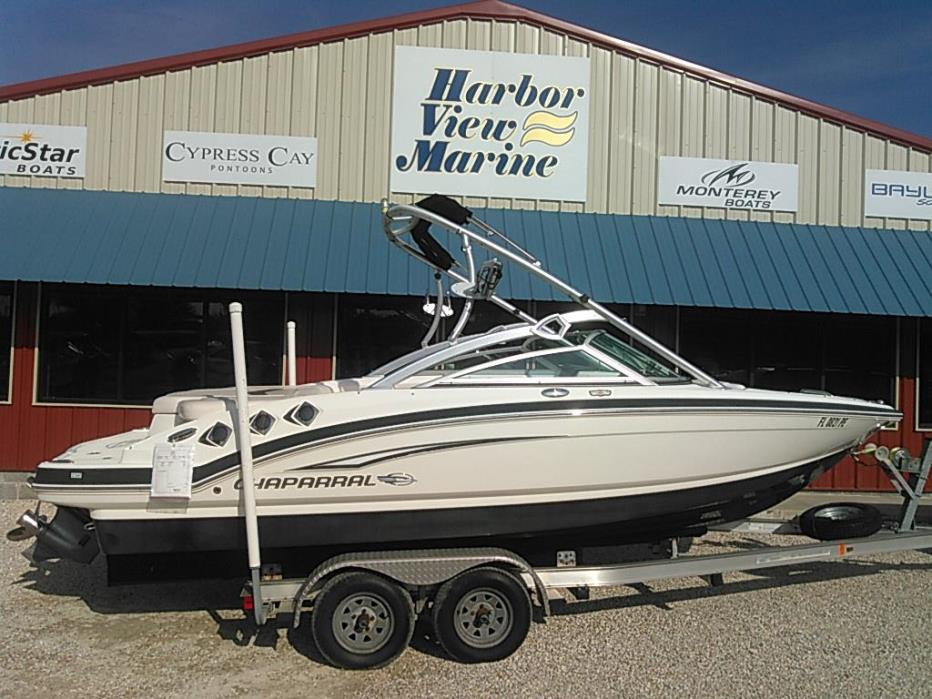 2011 Chaparral SSI SPORT BOAT 206 SSI