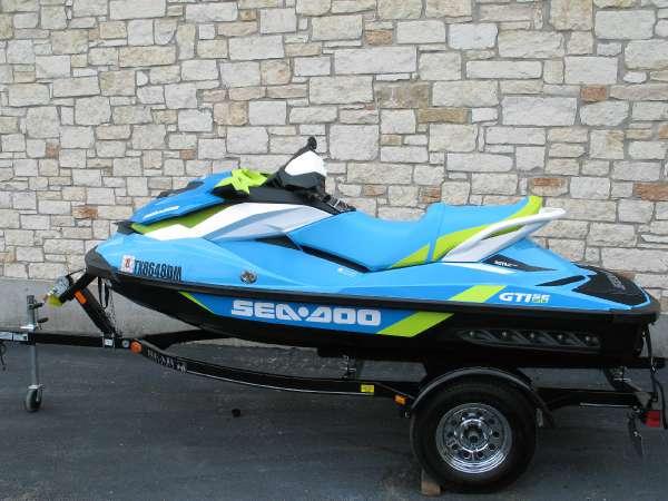 2016 Sea-Doo GTI SE130