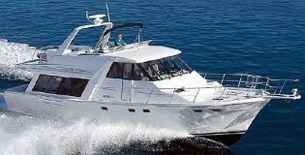 1995 Bayliner 4788 Motoryacht