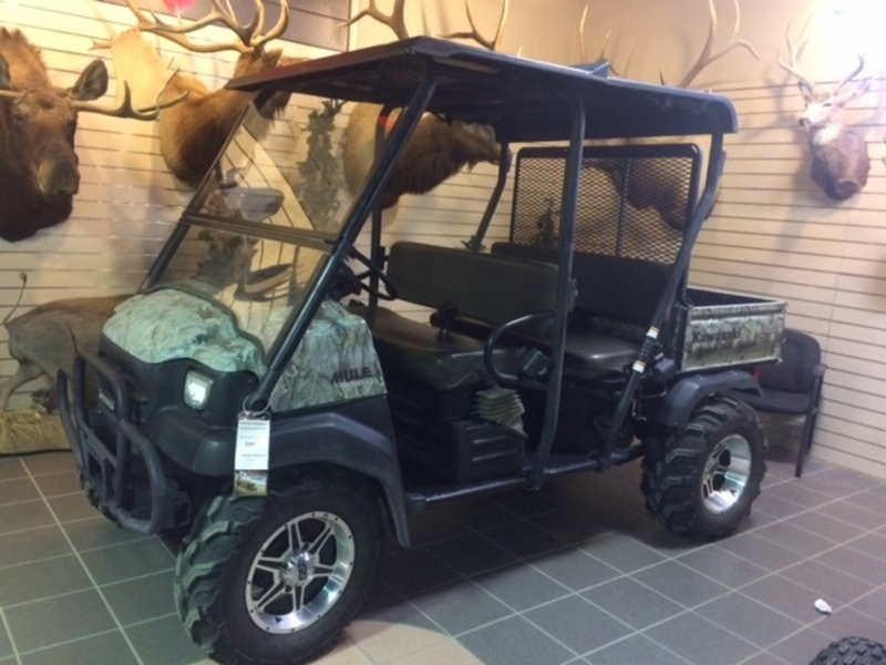 Kawasaki Mule 3010 4x4 motorcycles for sale