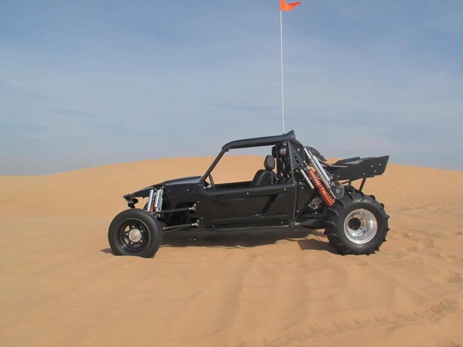 2009 Predator Sand Cars X18S