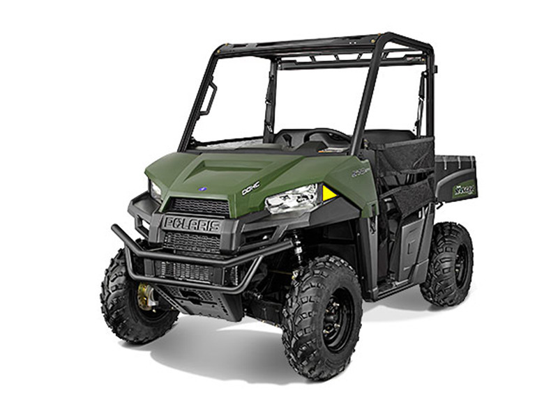 2015 Polaris Ranger 570 Sage Green