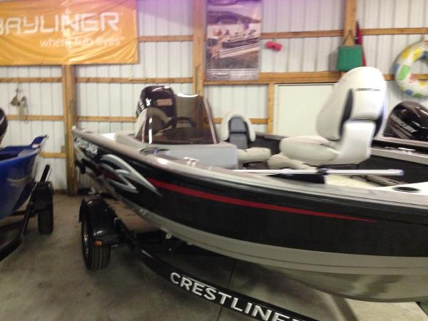 2014 Crestliner 1750 Fish Hawk SC
