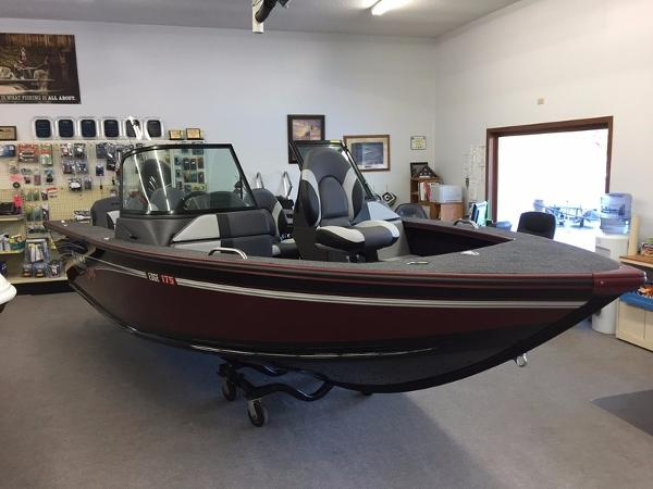 2017 Alumacraft Edge 175 Sport