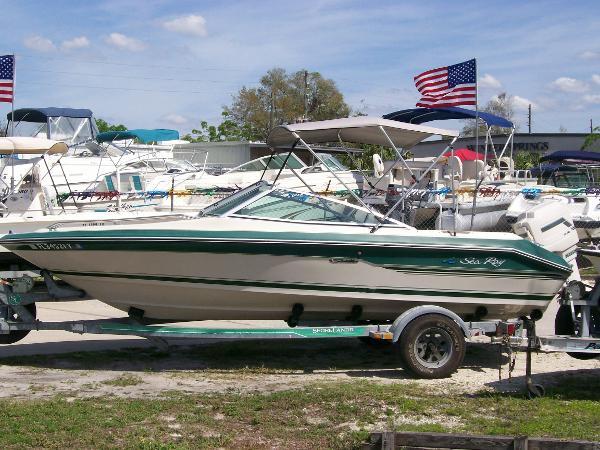 1988 Sea Ray 180 Bow Rider