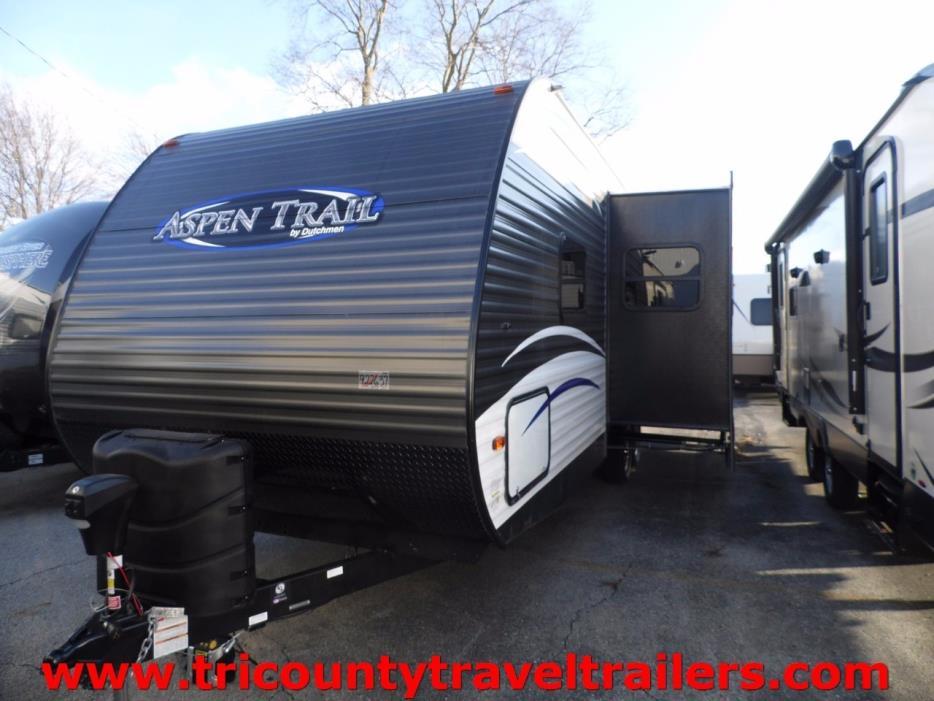 2017 Dutchmen ASPEN TRAIL 2480RB