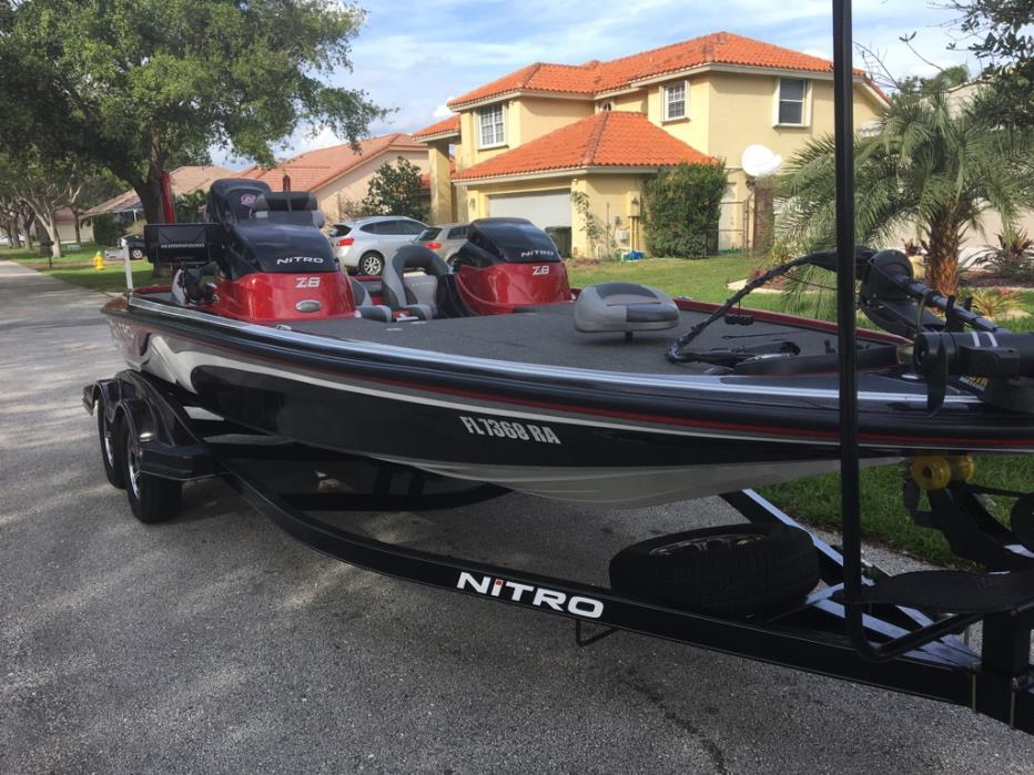 2015 Nitro Z-8