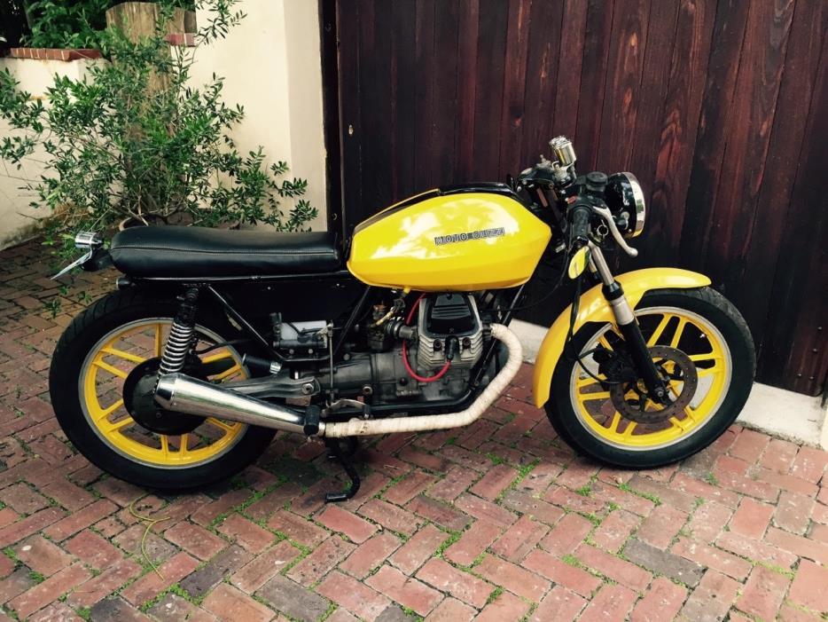 1981 Moto Guzzi V