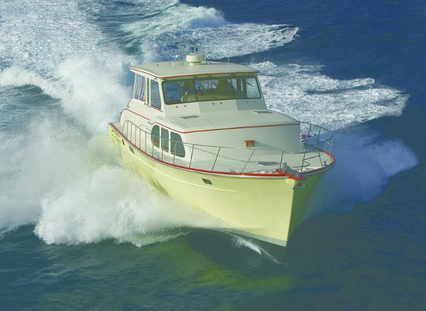 2006 Huckins Linwood 56