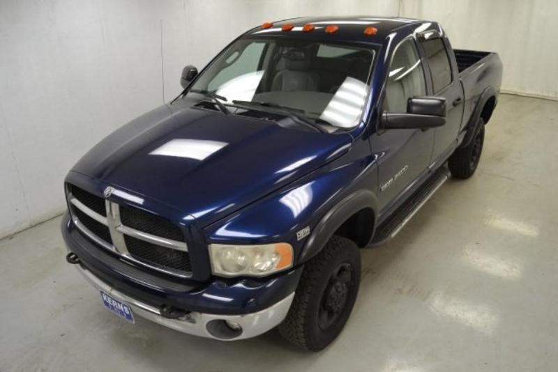 2003 Dodge Ram Pickup 2500 Laramie