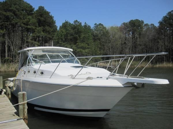 1999 Wellcraft 330 Coastal