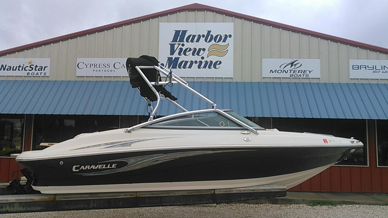 2008 Caravelle 217 LS BOWRIDER