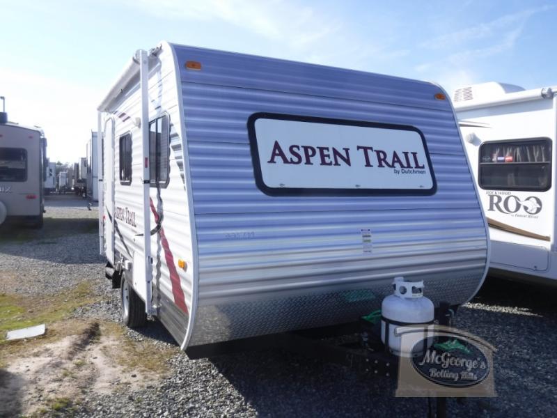 2013 Dutchmen Rv Aspen Trail 1400RB Mini