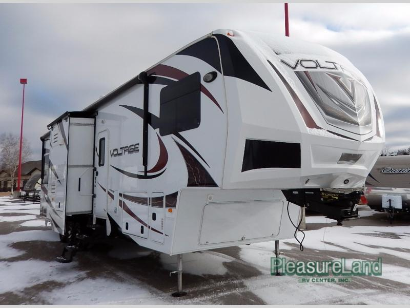2013 Dutchmen Rv Voltage V3950