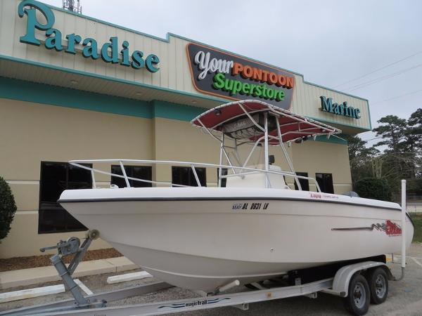 2001 Sea Chaser 2000
