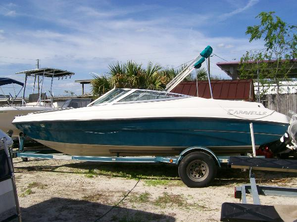 1996 Caravelle 209 Bow Rider