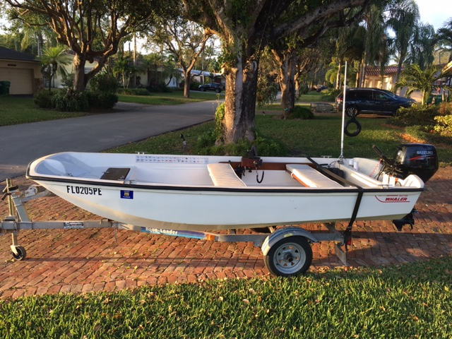Boston Whaler 13 Sport boats for sale in Florida