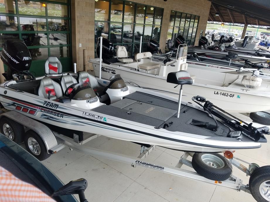 2010 Charger Boats 296TF