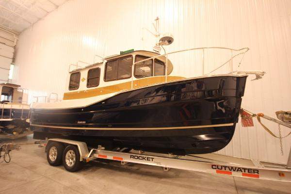 2014 Ranger Tugs R-25SC & Trailer - Our Trade