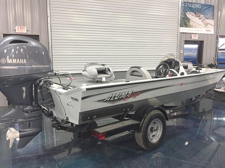 2017 Alumacraft 185