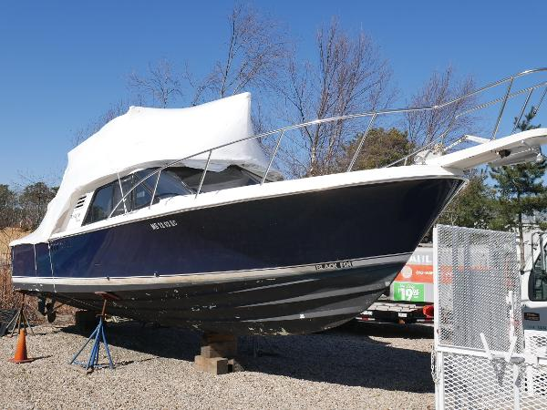 1987 Blackfin Flybridge