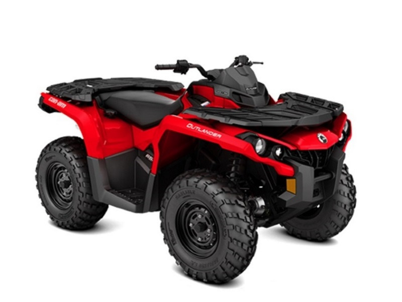 2017 Can-Am Outlander 650
