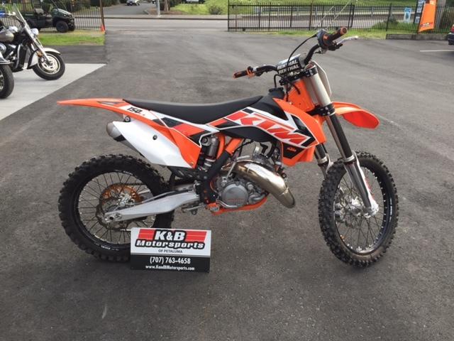 2015 KTM 150 SX