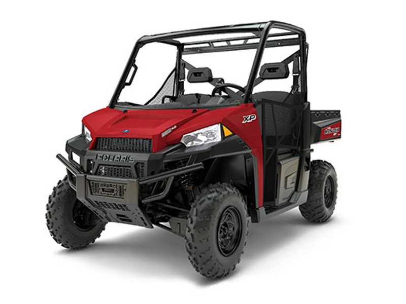 2017 Polaris RANGER XP 900 EPS Solar Red