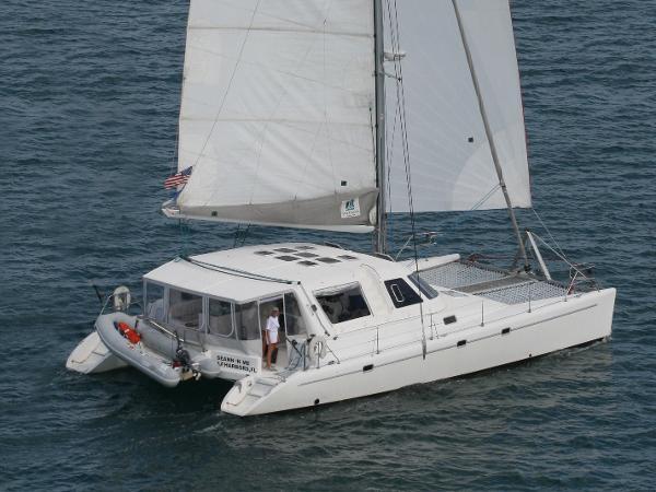 2004 Voyage Yachts 450 Cabriolet