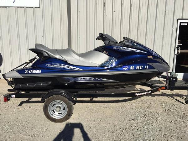Boats for sale in checotah oklahoma for Yamaha fx cruiser