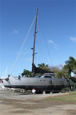 1993 Lagoon 55