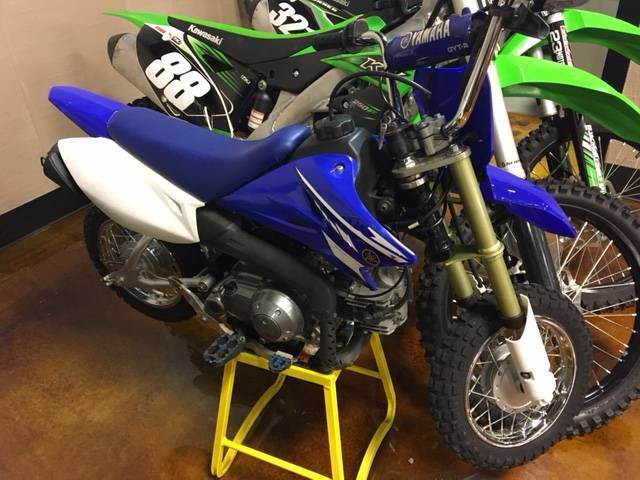2008 Yamaha TTR50E