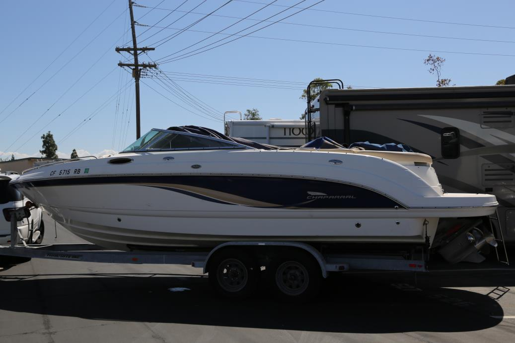 2004 Chaparral 256SSI