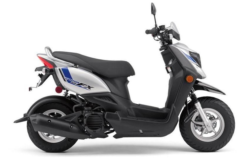 2017 Yamaha YW50FXHS