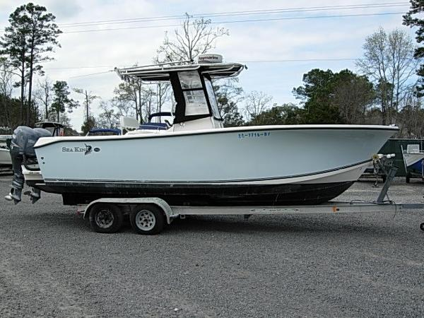 2008 Kencraft Sea King 230CC