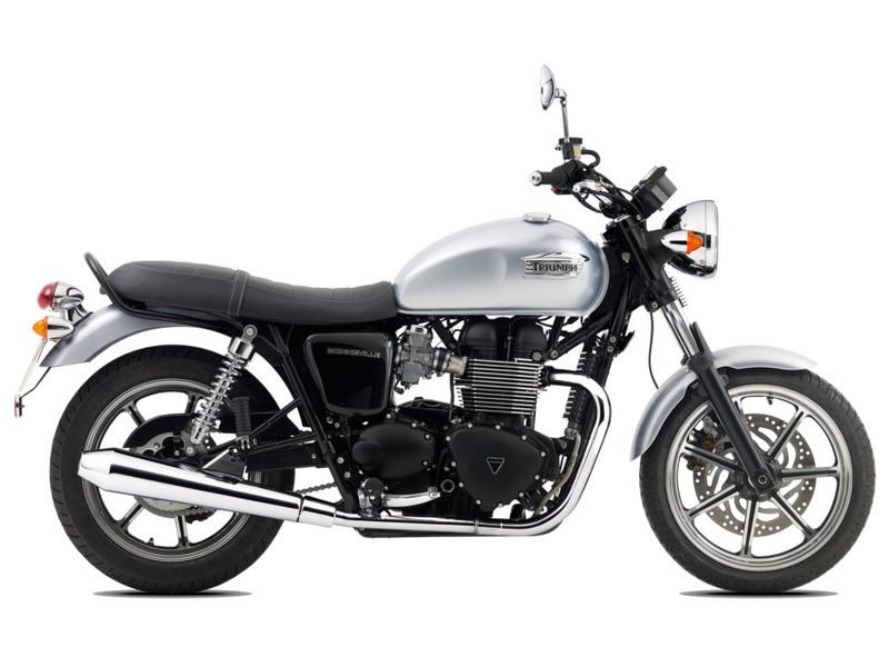 2014 Triumph Bonneville Standard