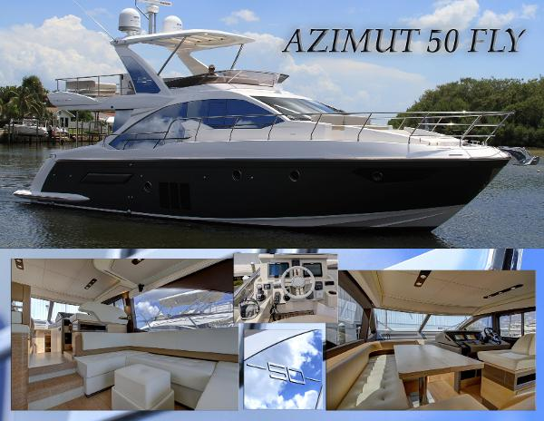 2016 Azimut 50 Flybridge