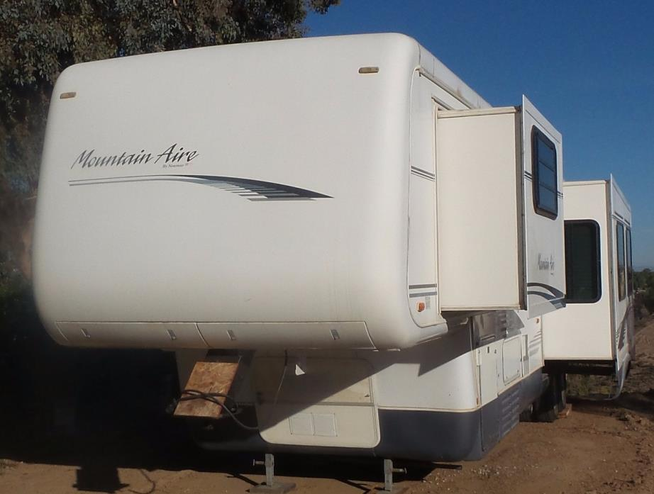 Newmar Mountain Aire 39 Rvs For Sale