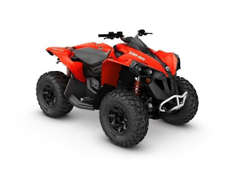 2017 Can-Am Renegade 850