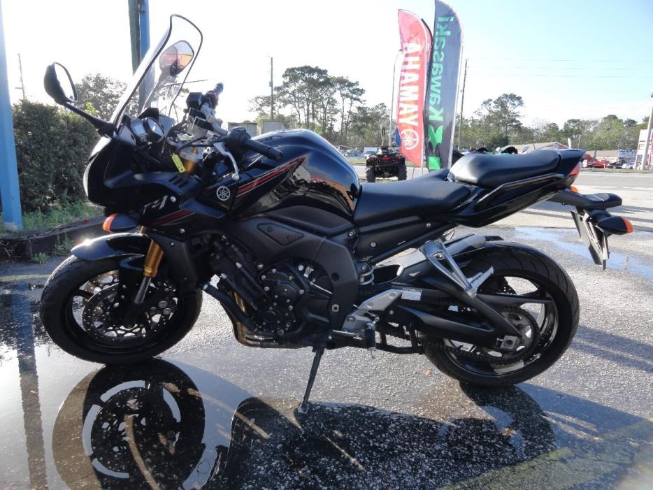 Yamaha fz1 motorcycles for sale in florida for Yamaha motorcycle for sale florida