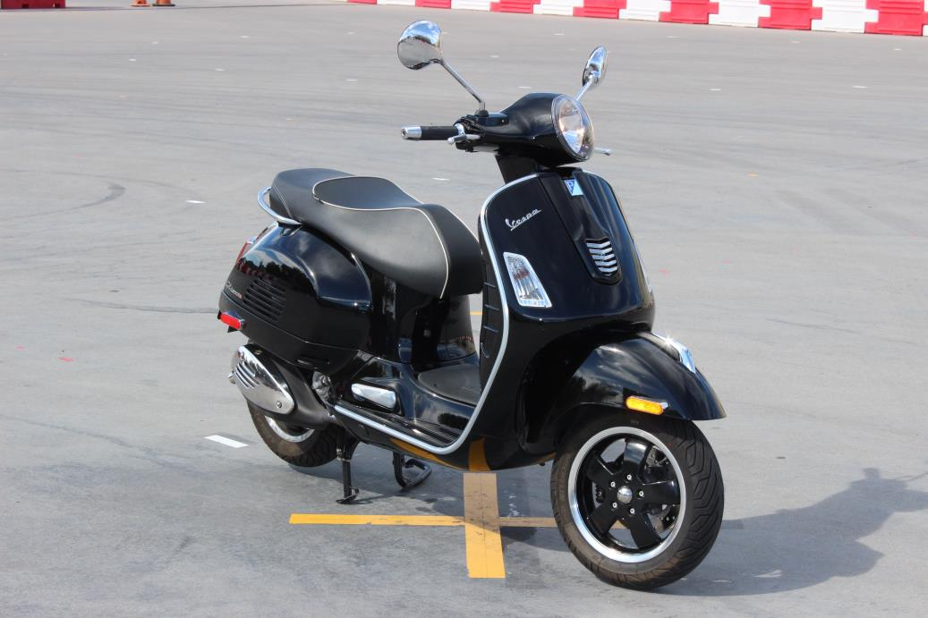 2016 Vespa GTS 300 Super ABS