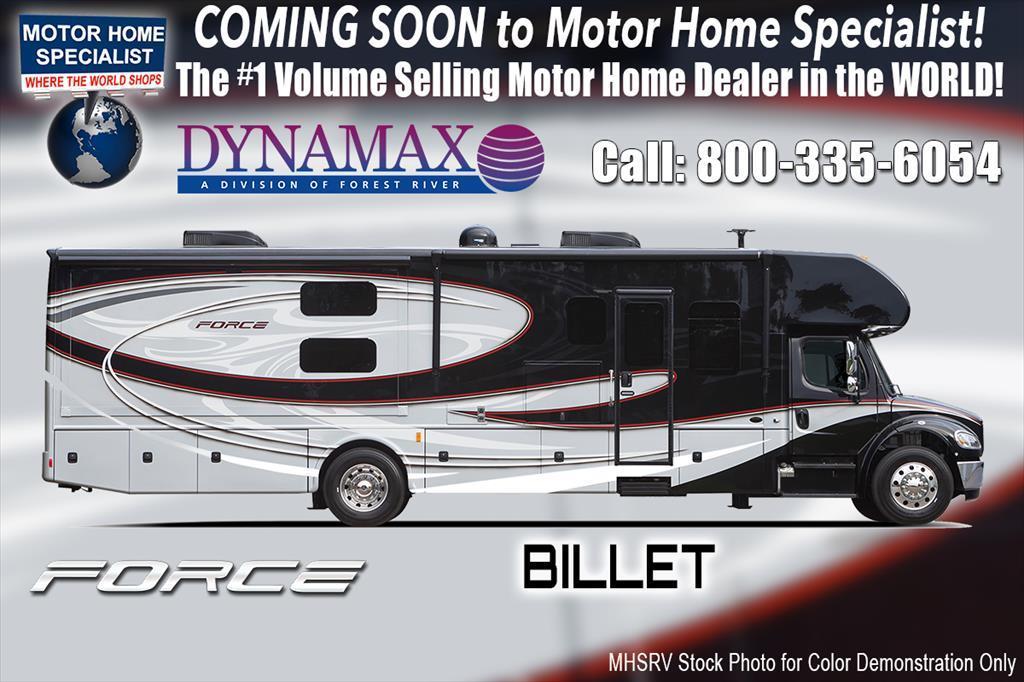 2018 Dynamax Corp Force 37BH Bunks Model for Sale W/Swivel Seats & W/D